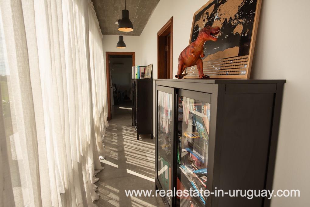 Hallway Pueblo Mio by La Barra Golf