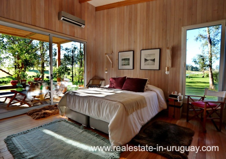 Master Bedroom of El Quijote Gated Community