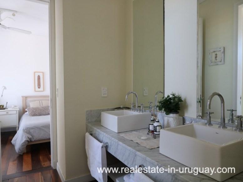 Bathroom of Beach Home in Santa Monica