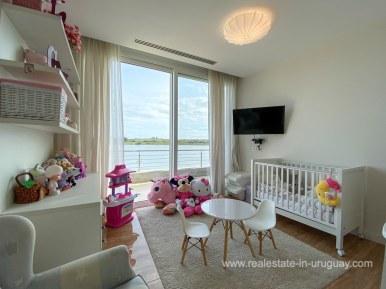 6854 Modern House on Laguna del Sauce - Bedroom9