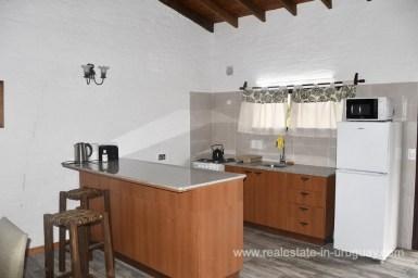 Guest Kitchen of Amazing Country Property between Pueblo Eden and Minas