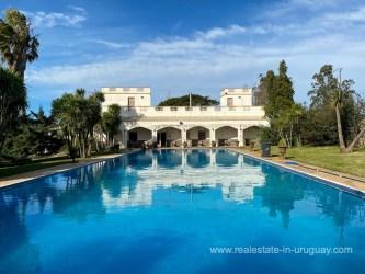 Pool of Estancia in La Pataia