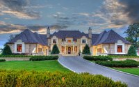 Texas Mansion With The World's Biggest Backyard Pool Now