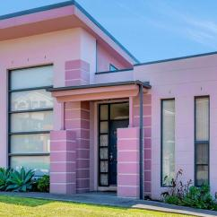 Southwest Kitchen Top Rated Appliances Pink House In Sydney To Be Repainted After Sale