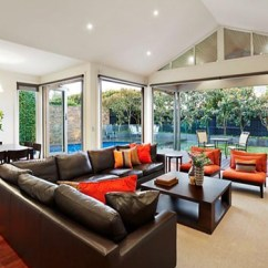 Decorate Rectangular Living Room Images Of Curtains How To Furnish A Realestate Com Au Open Plan