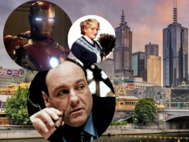 Pop culture icons on the Melbourne property market