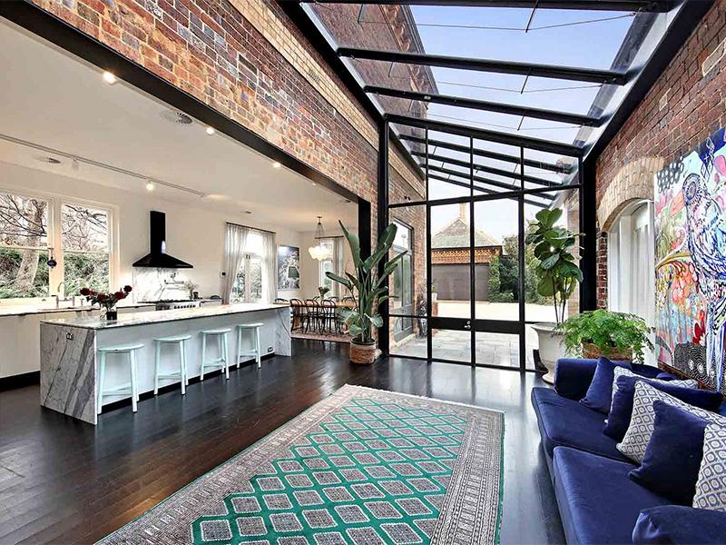 Open Plan Living Area Ideas  realestatecomau