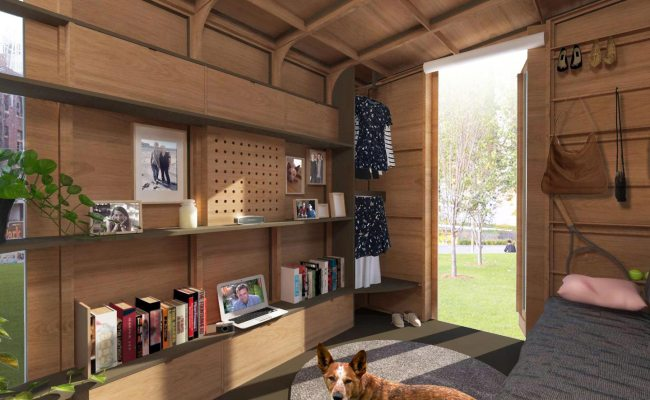 Australia S First Flat Pack Off Grid Tiny Home