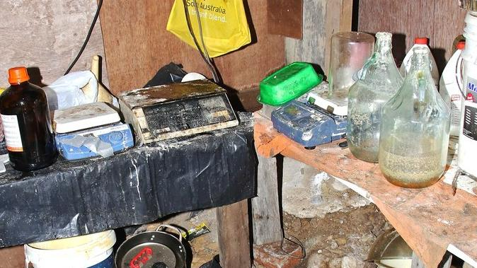 TOXIC NEIGHBOUR: This clandestine drug lab on the