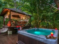Outdoor Area Ideas with Spa  realestate.com.au
