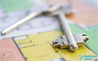 key on a map