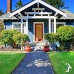 front porch with curb appeal