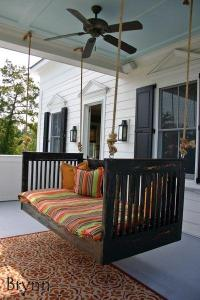 Crib Front Porch Swing