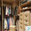 Closet organization Tips and Ideas