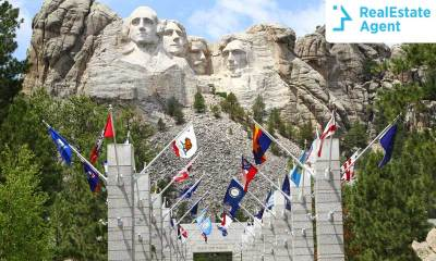 4th of July Mount Rushmore