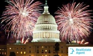 4th of July Washington DC fireworks