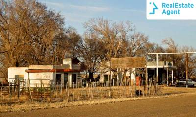 Glenrio New Mexico Texas Ghost Town