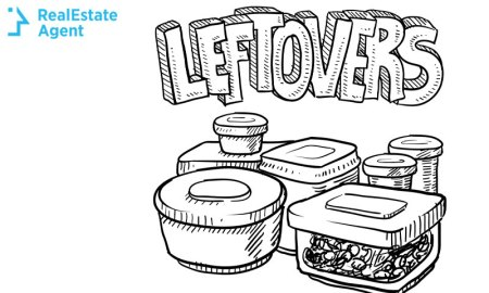 Share leftovers