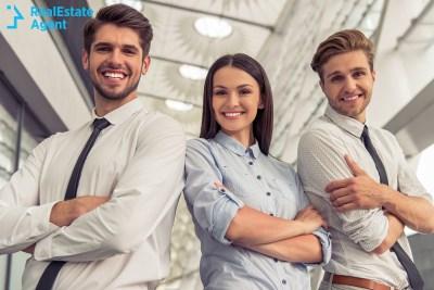 real estate investors in a partnership