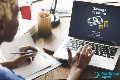 saving account money