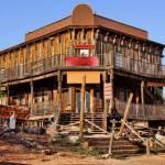 old wild west building