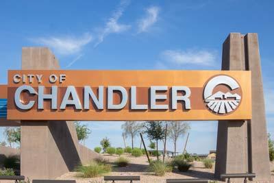 city of Chandler Arizona