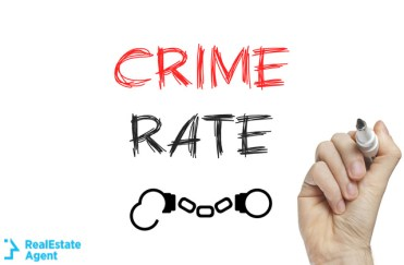 crime rate words