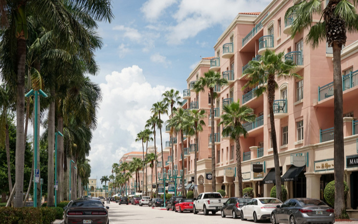 street view in boca raton florida