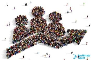 population growth illustration