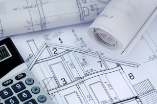 financing and planning a new house