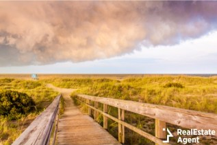 walkway tybee beach