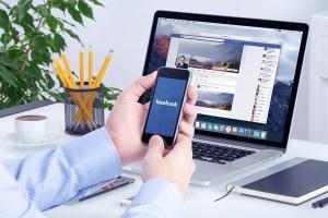 facebook app concept plan