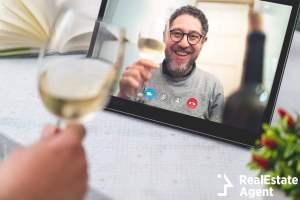 friends toast online