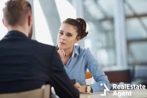 job interview recruiter