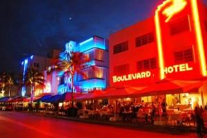miami florida street
