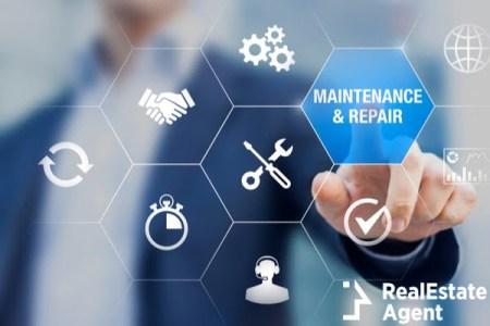 maintenance & repair concept