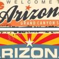 arizona state sign plate