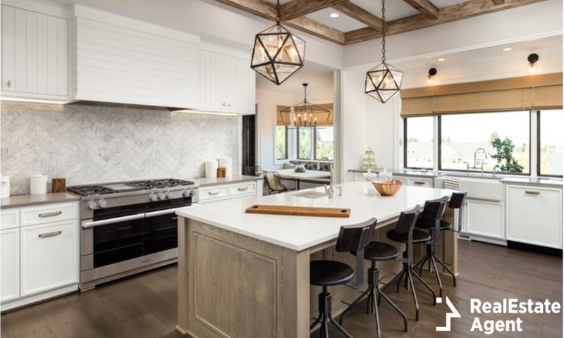 interior kitchen design luxury home