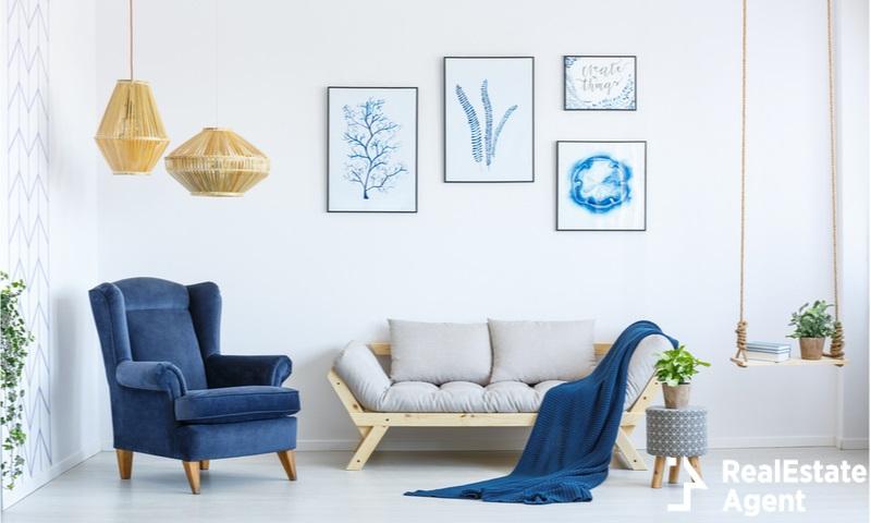 Elegant living room decor