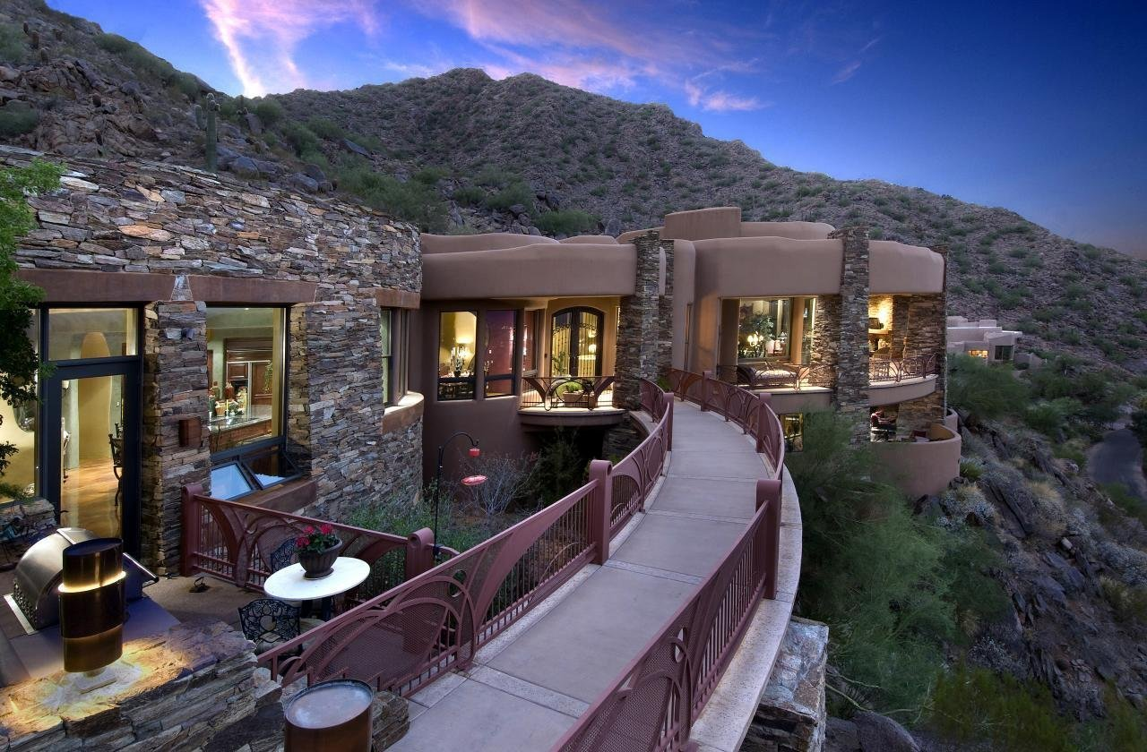 Camelback Mountain Homes for Sale Phoenix AZ