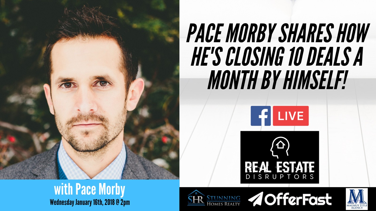 Interview with Pace Morby
