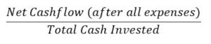 cash-on-cash