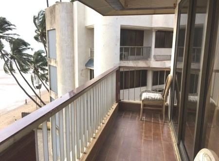 Terrace Flats for Rent in Juhu, Bandra