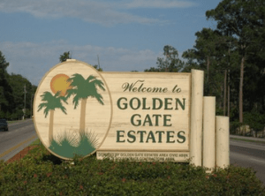 Golden Gate Estate Florida