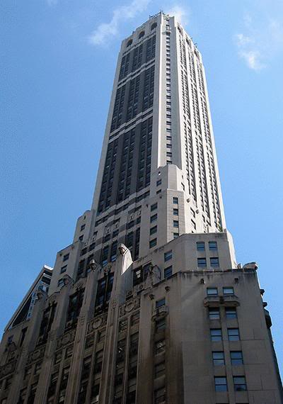 20 Exchange Place NY Office Building  Real Estate Sales