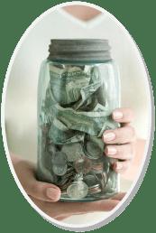 down payment savings
