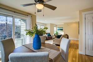 dining-living Laurie Way Announces | Ballard Townhome | 2654 NW 56th St