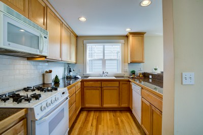 kitchen Laurie Way Announces | Ballard Townhome | 2654 NW 56th St