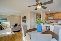 living-dining-kitchen Laurie Way Announces | Ballard Townhome | 2654 NW 56th St