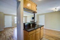 kitchen-living-dining Laurie Way Announces | Des Moines Multi-Level Home with Large Yard!